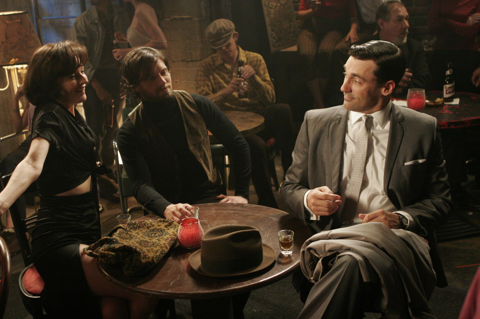 Mad Men - 01x06 - Babylon 01