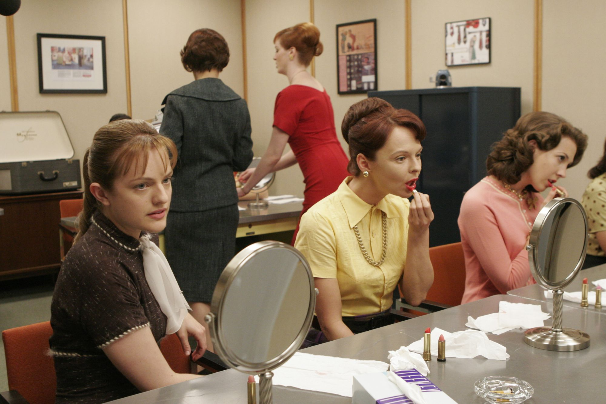 Mad Men - 01x06 - Babylon 02