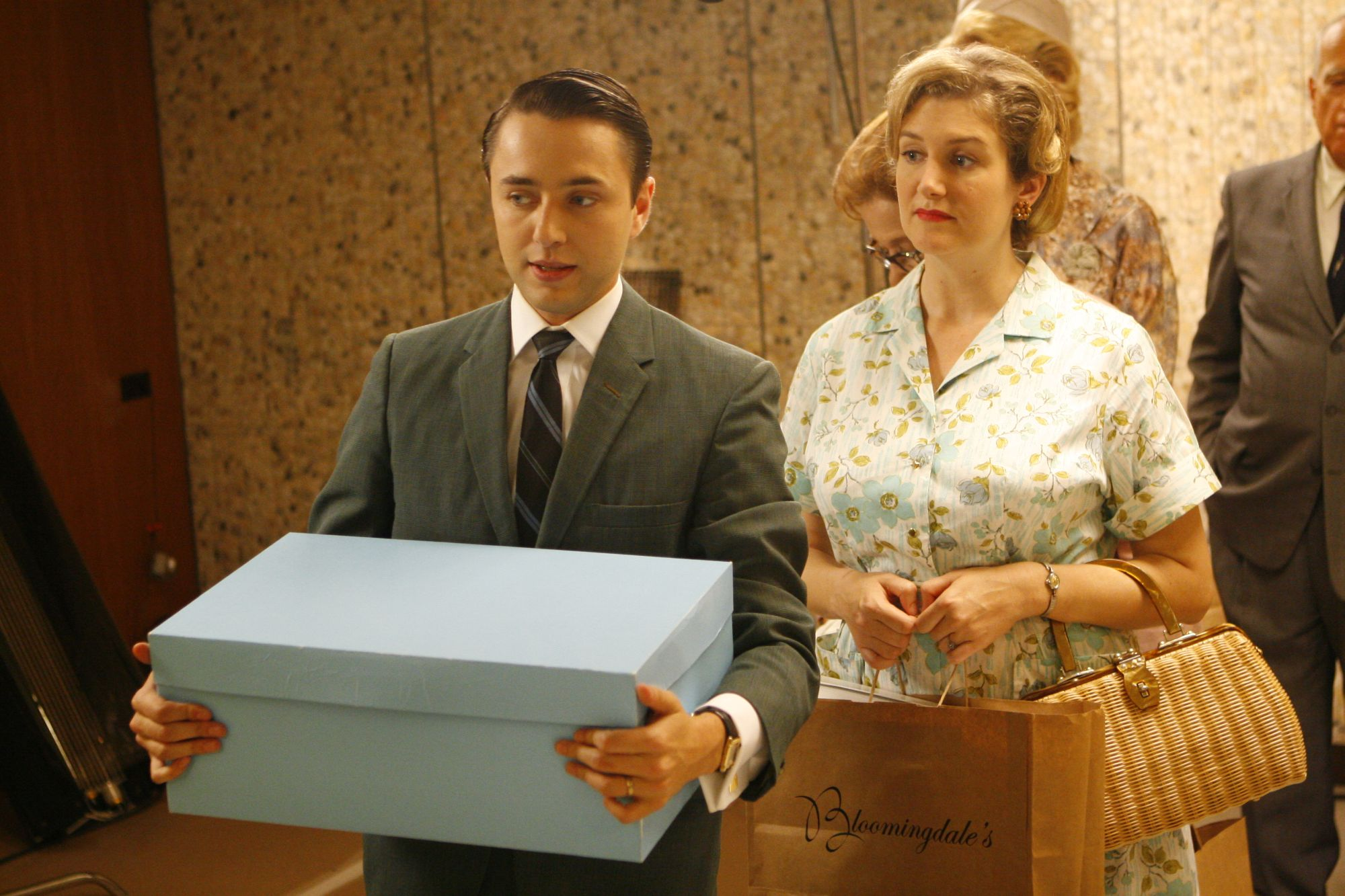 Mad Men - 01x07 - Red in the face 01