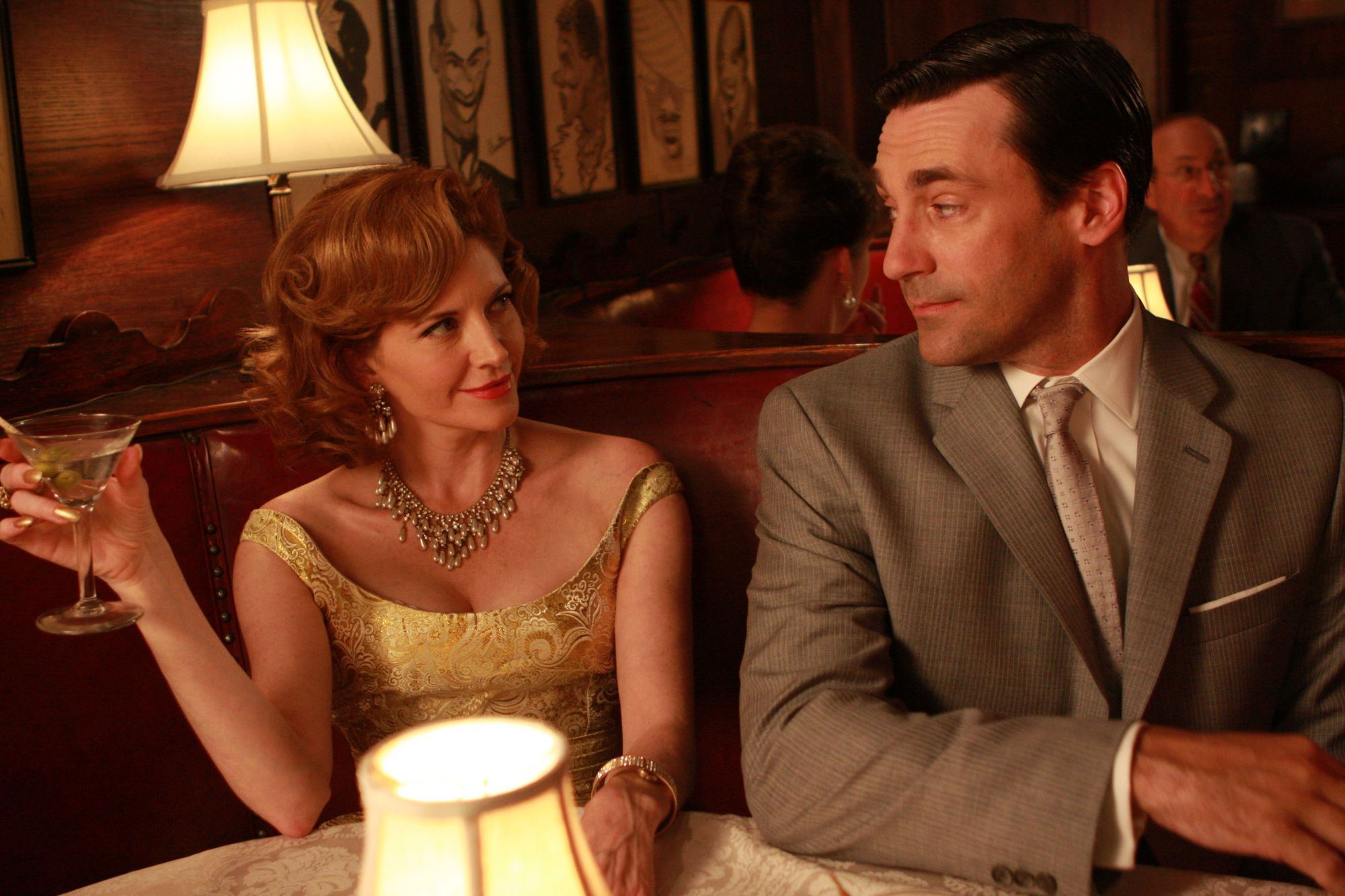 Mad Men - 02x05 - The New Girl 01