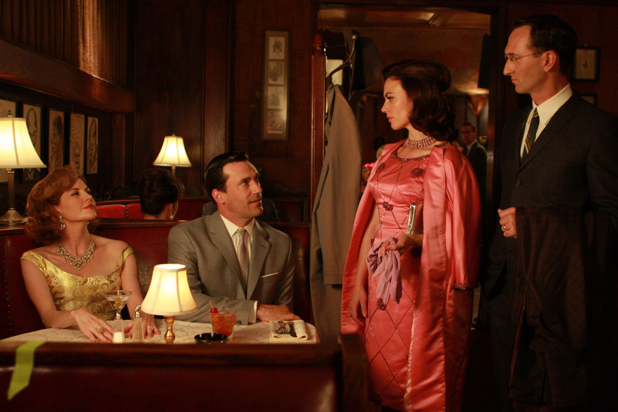 Mad Men - 02x05 - The New Girl 03