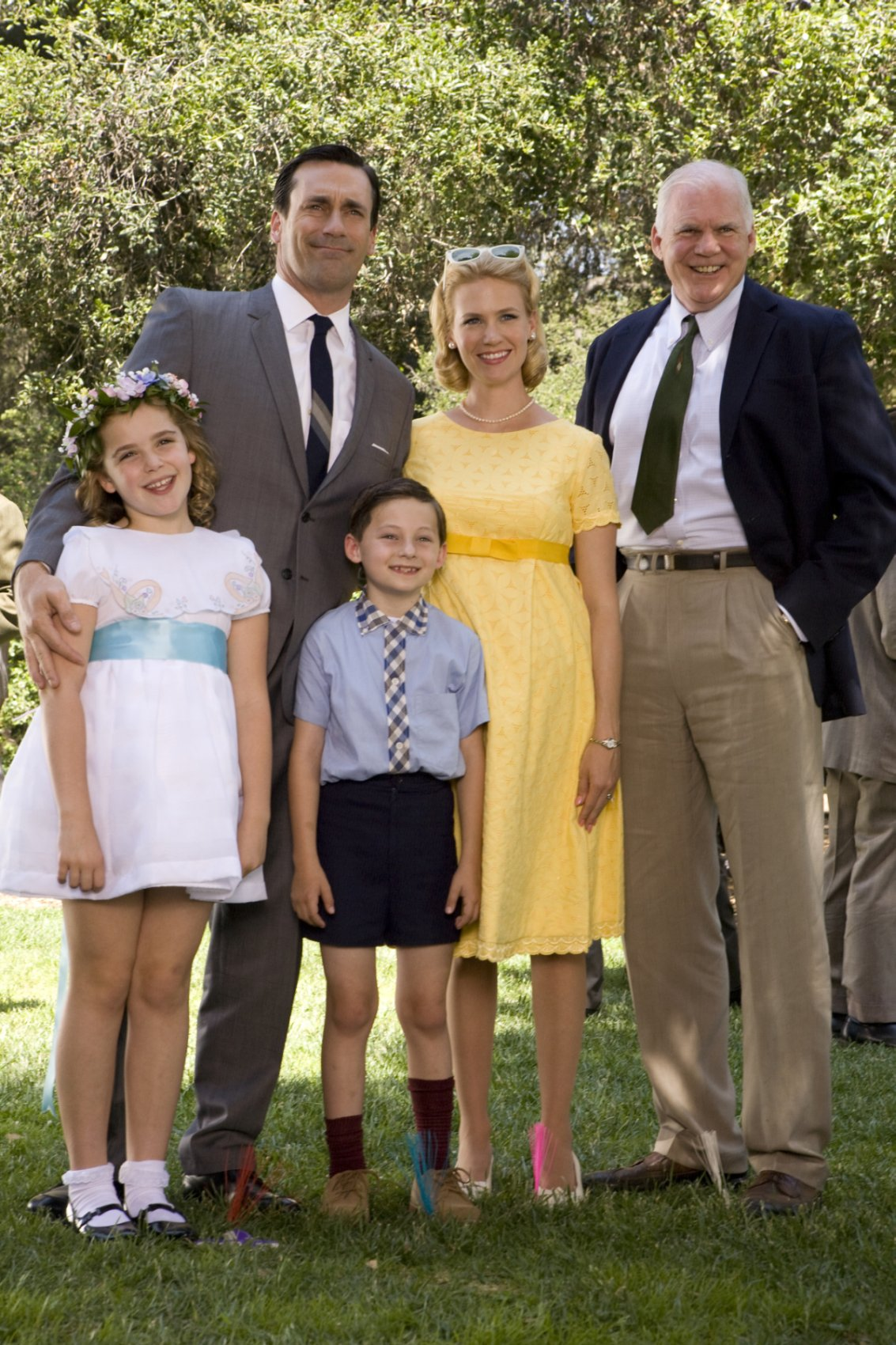 Mad Men - 03x02 - Love Among the Ruins