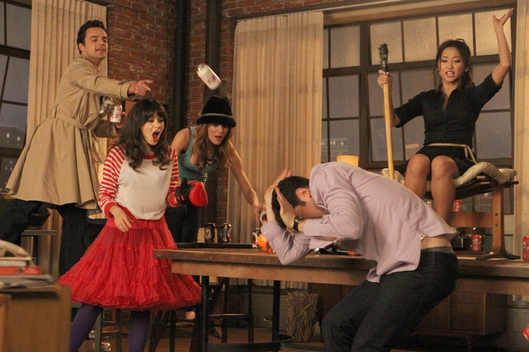 New Girl - 02x15 - Cooler