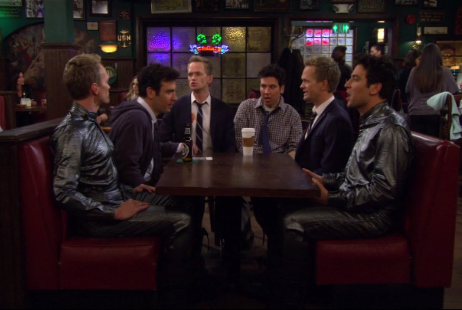 How I Met Your Mother - 08x20 - The Time Travelers