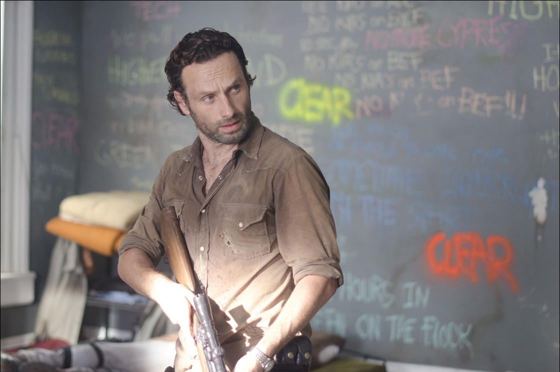 The Walking Dead - 03x12 - Clear
