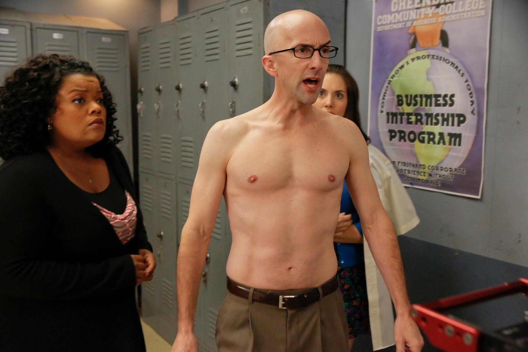 Community - 04x11 - Basic Human Anatomy