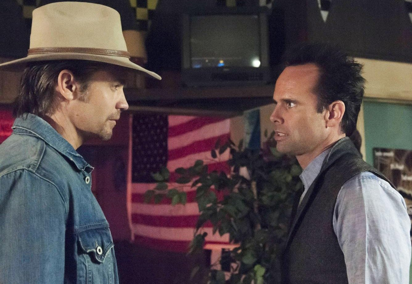 Justified - 04x13 - Ghosts
