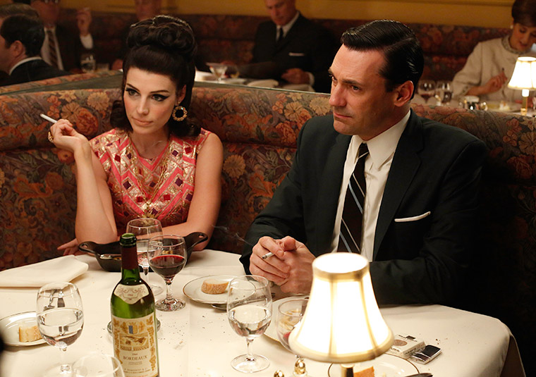 Mad Men - 06x04 - To Have And To Hold