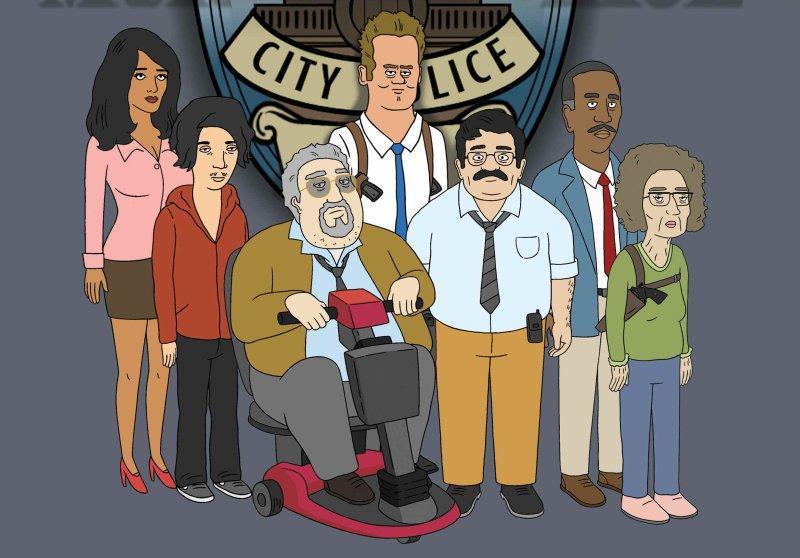 Murder Police s