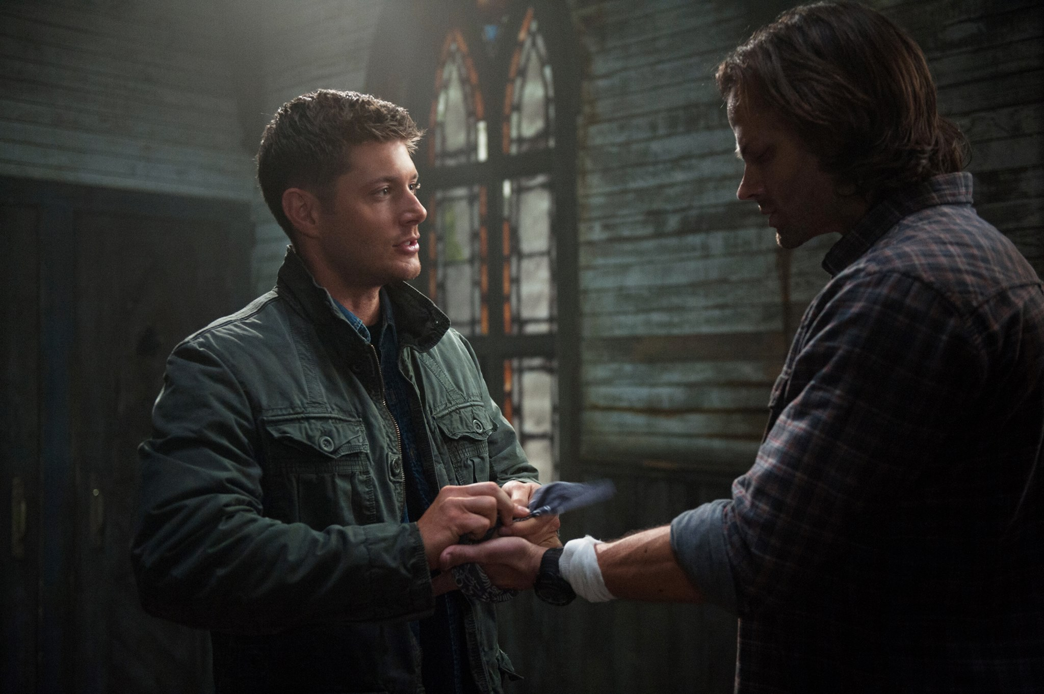 Supernatural - 08x23 - Sacrifice