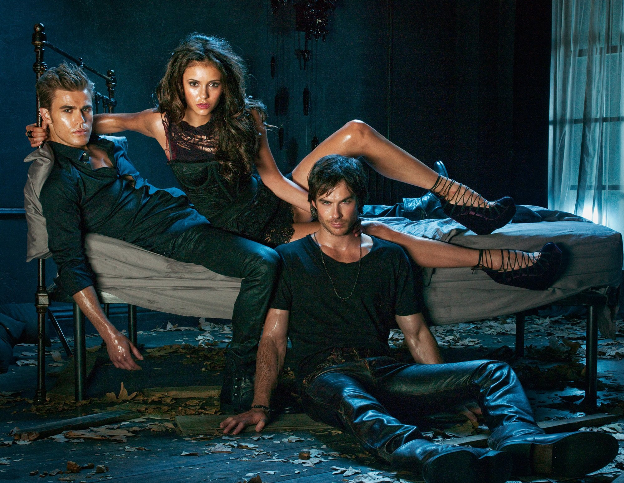 Vampire Diaries Triangle