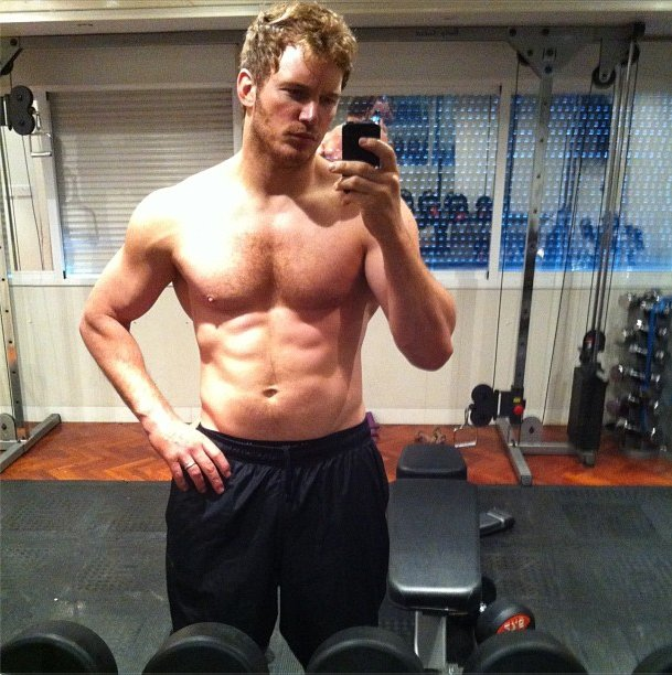 chris pratt 2013