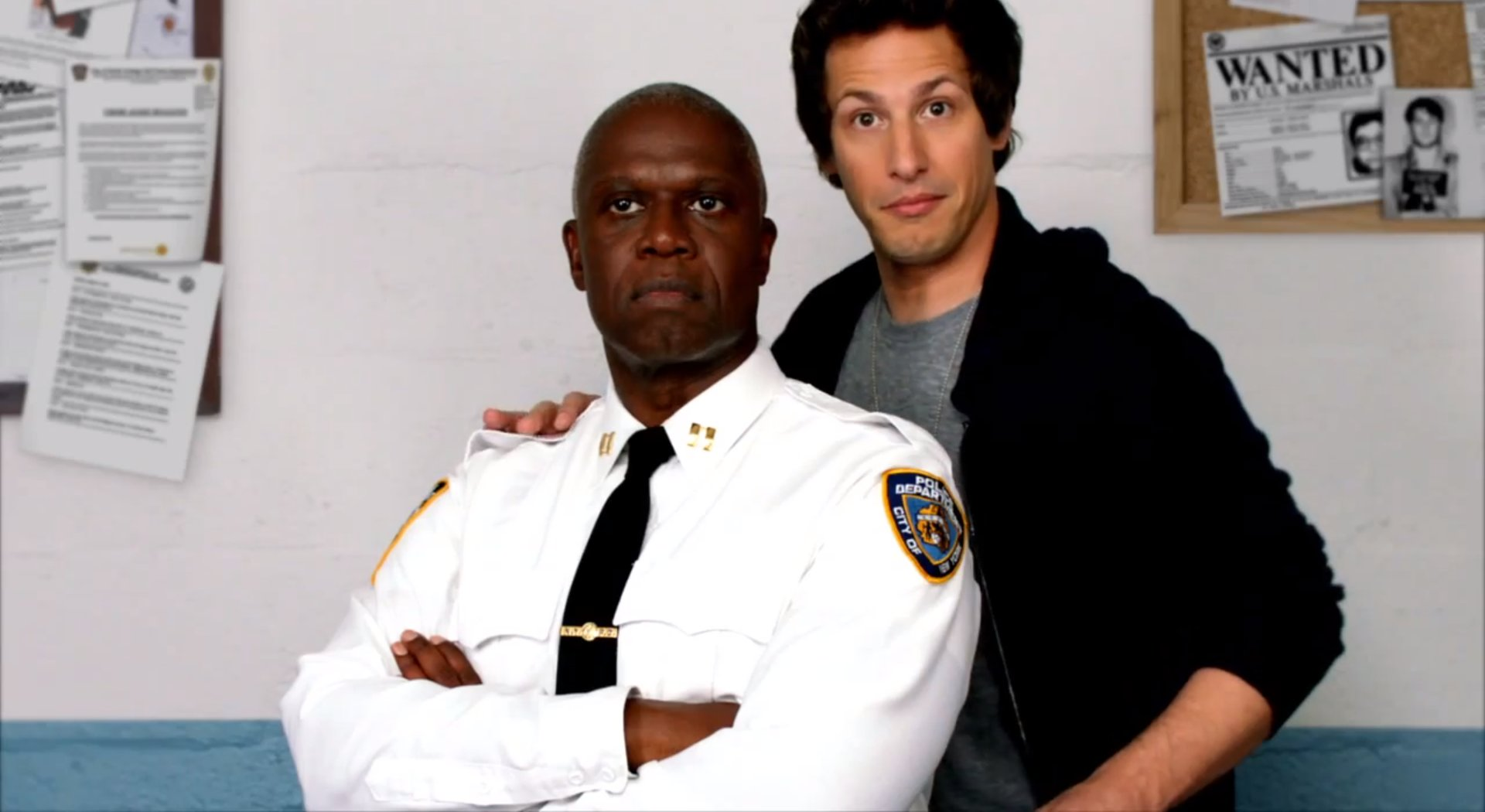 Brooklyn 9-9 Photo ID