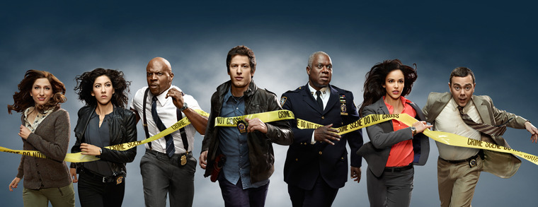 The-cast-of-Brooklyn-Nine-Nine