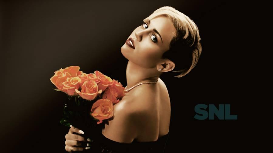 SNL 39x02 Miley