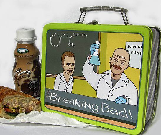 breaking bad lunch box
