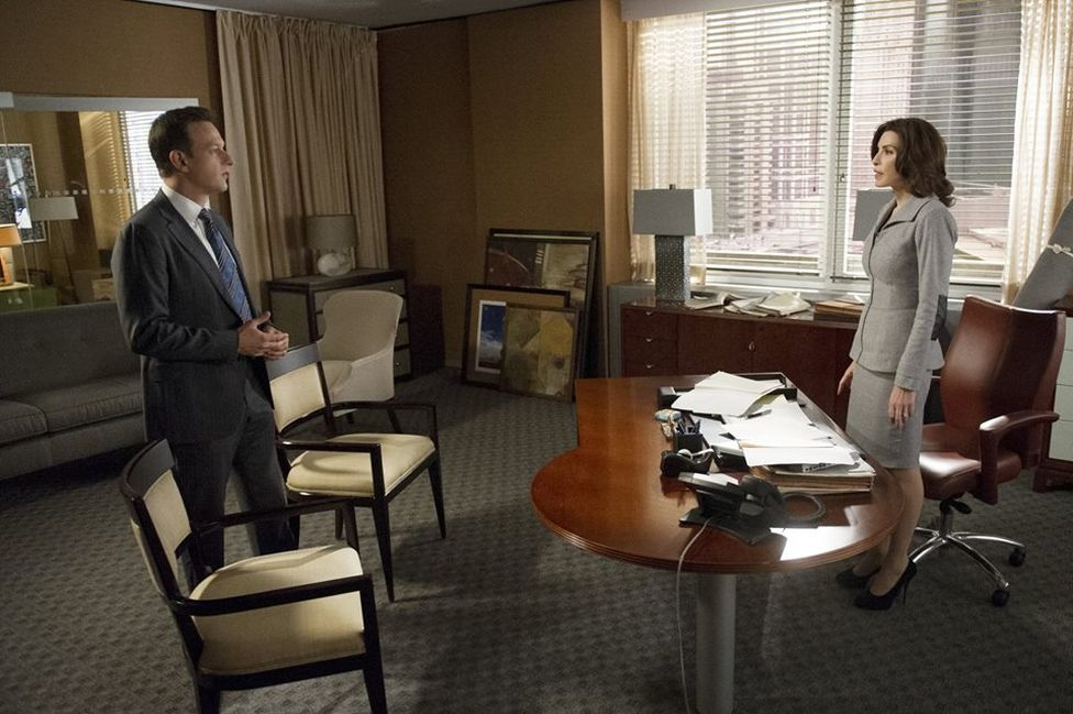 The Good Wife - 05x05 - Hitting the Fan