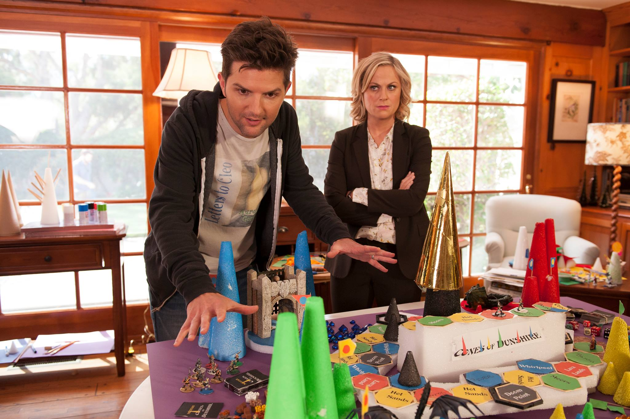 Parks and Recreation - 06x09 - The Cones of Dunshire