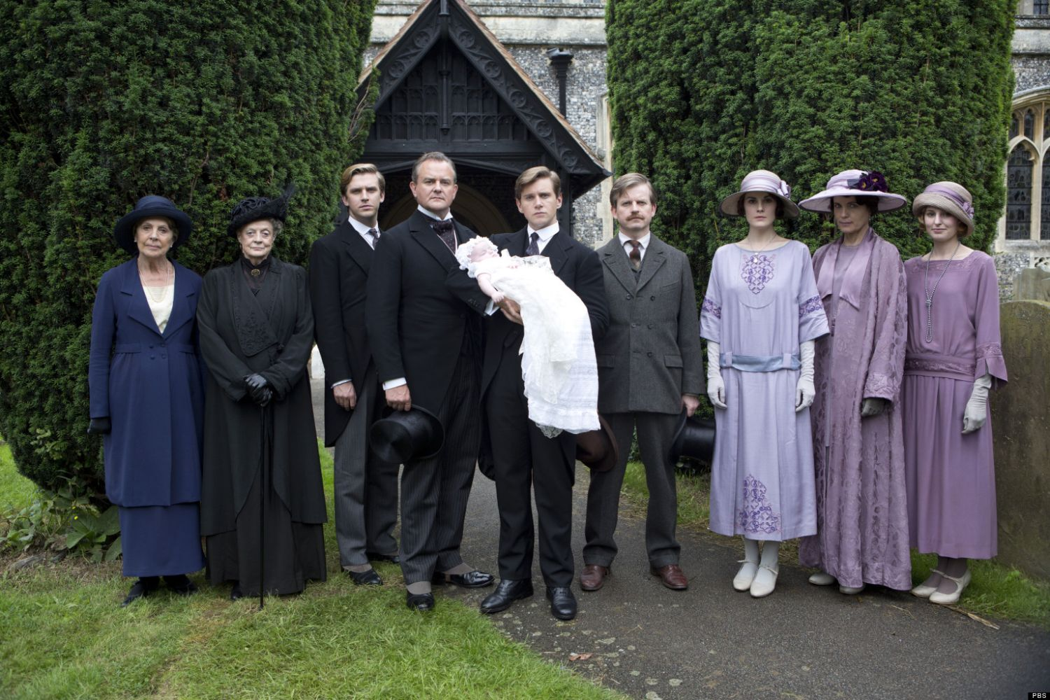 DOWNTON-ABBEY 4
