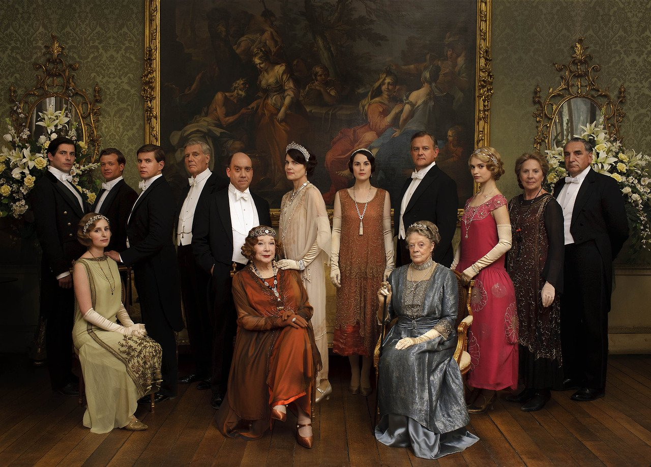 Downton Abbey 4