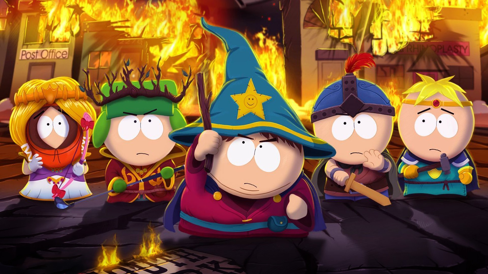 South Park - 17x07 - Black Friday