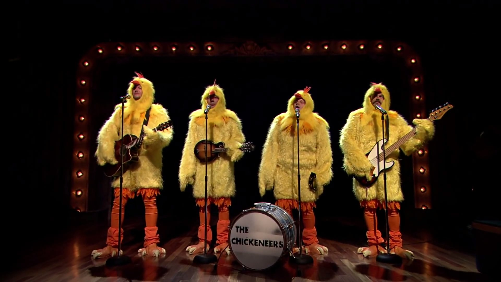The Chickeneers Fallon