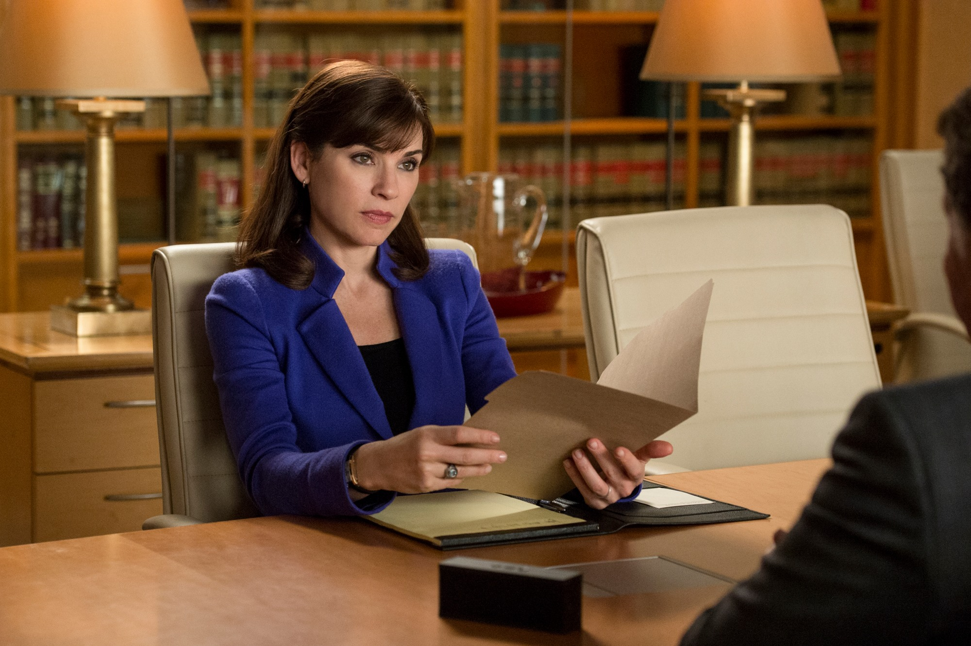 The Good Wife - 05x10 - The Decision Tree