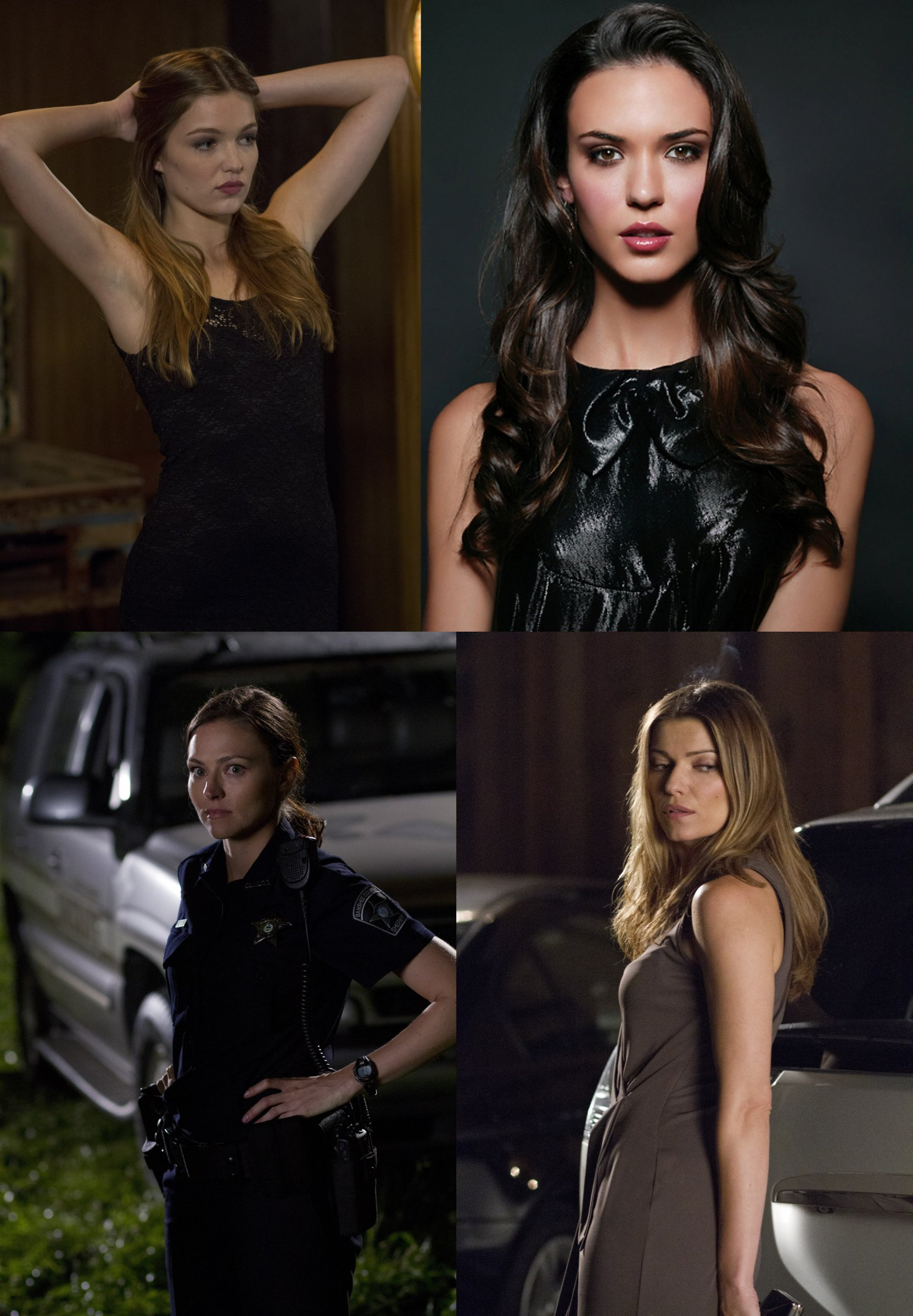 Lily simmons trieste kelly dunn banshee s2e06 - 1 3