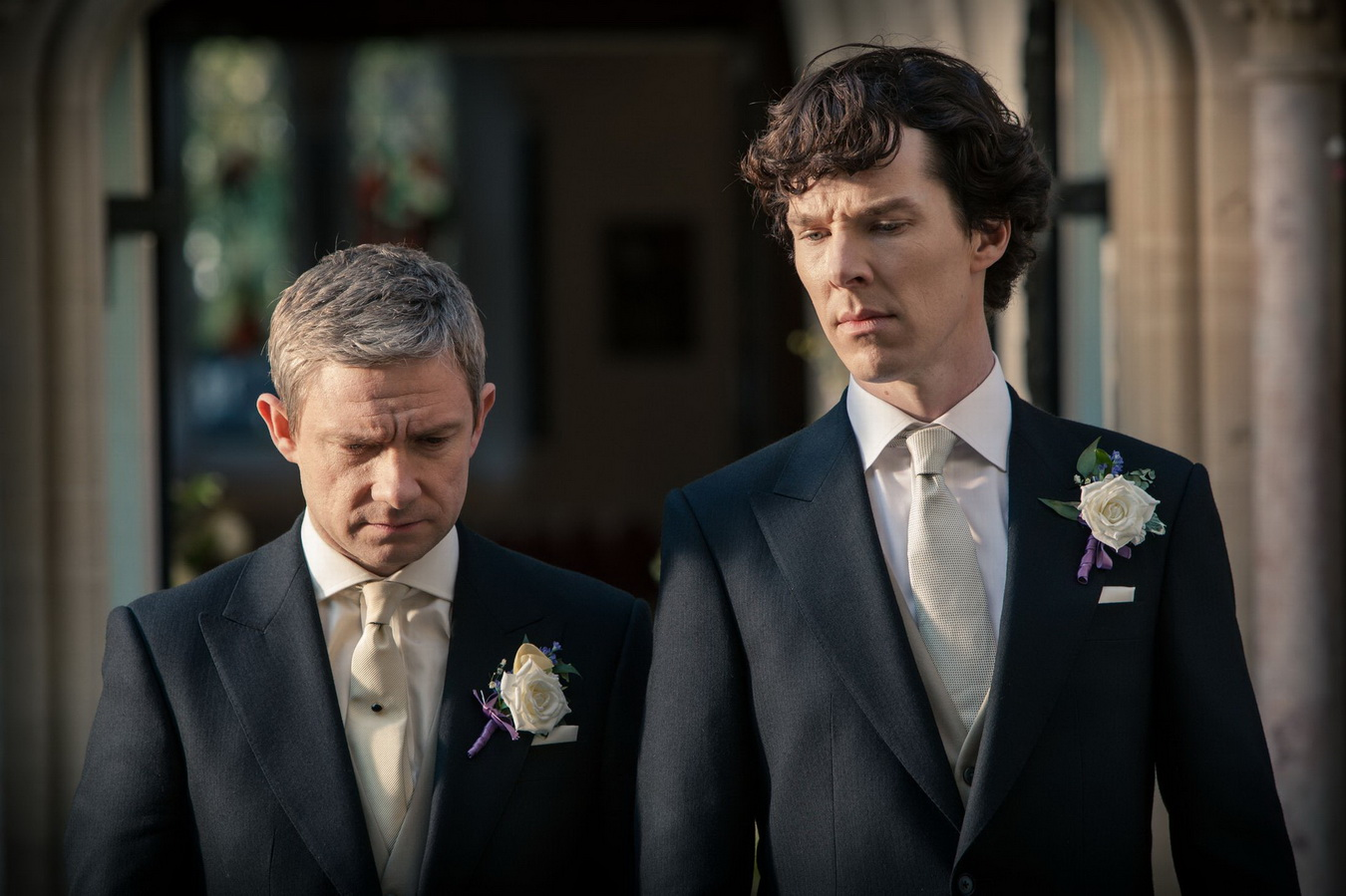 Sherlock (2010) - 03x02 - The Sign of Three
