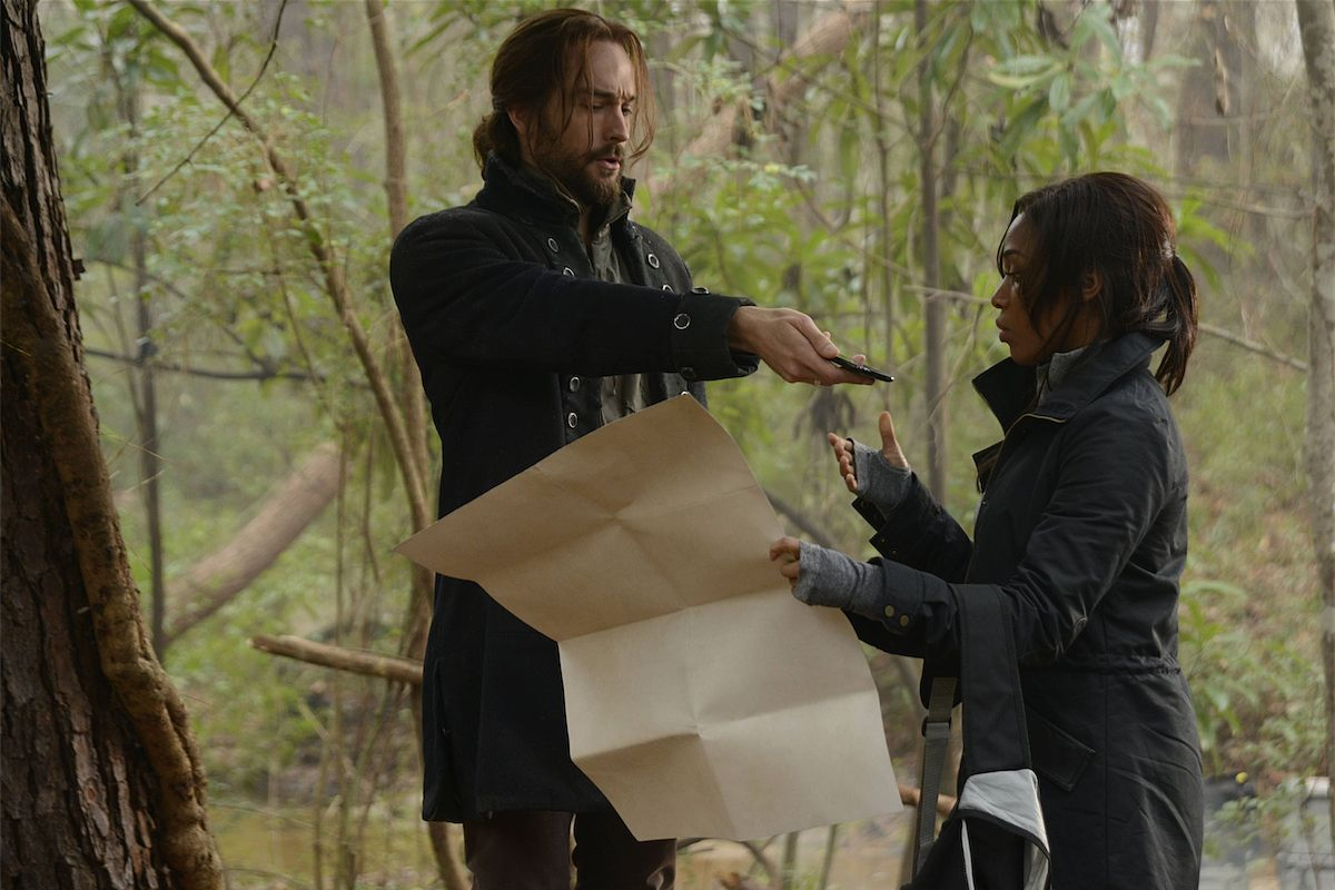 Sleepy Hollow - 01x13 - Bad Blood