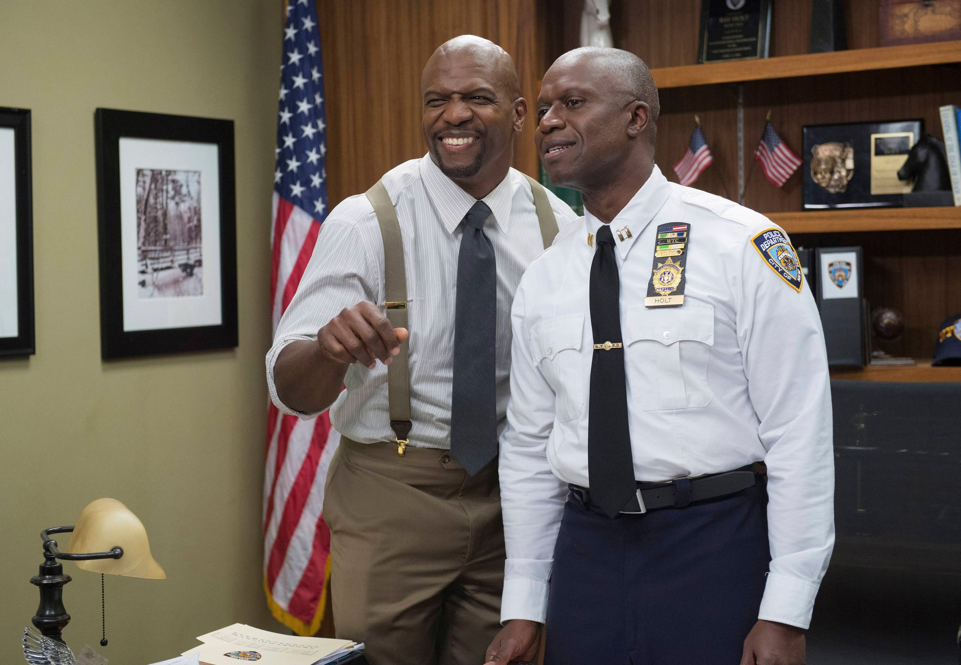 Brooklyn Nine-Nine 01x15 - Operation Broken Feather
