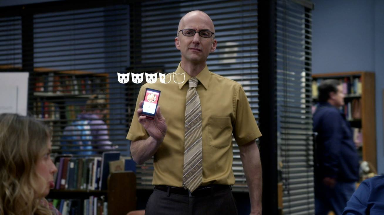 Community - 05x08 - App Development and Condiments
