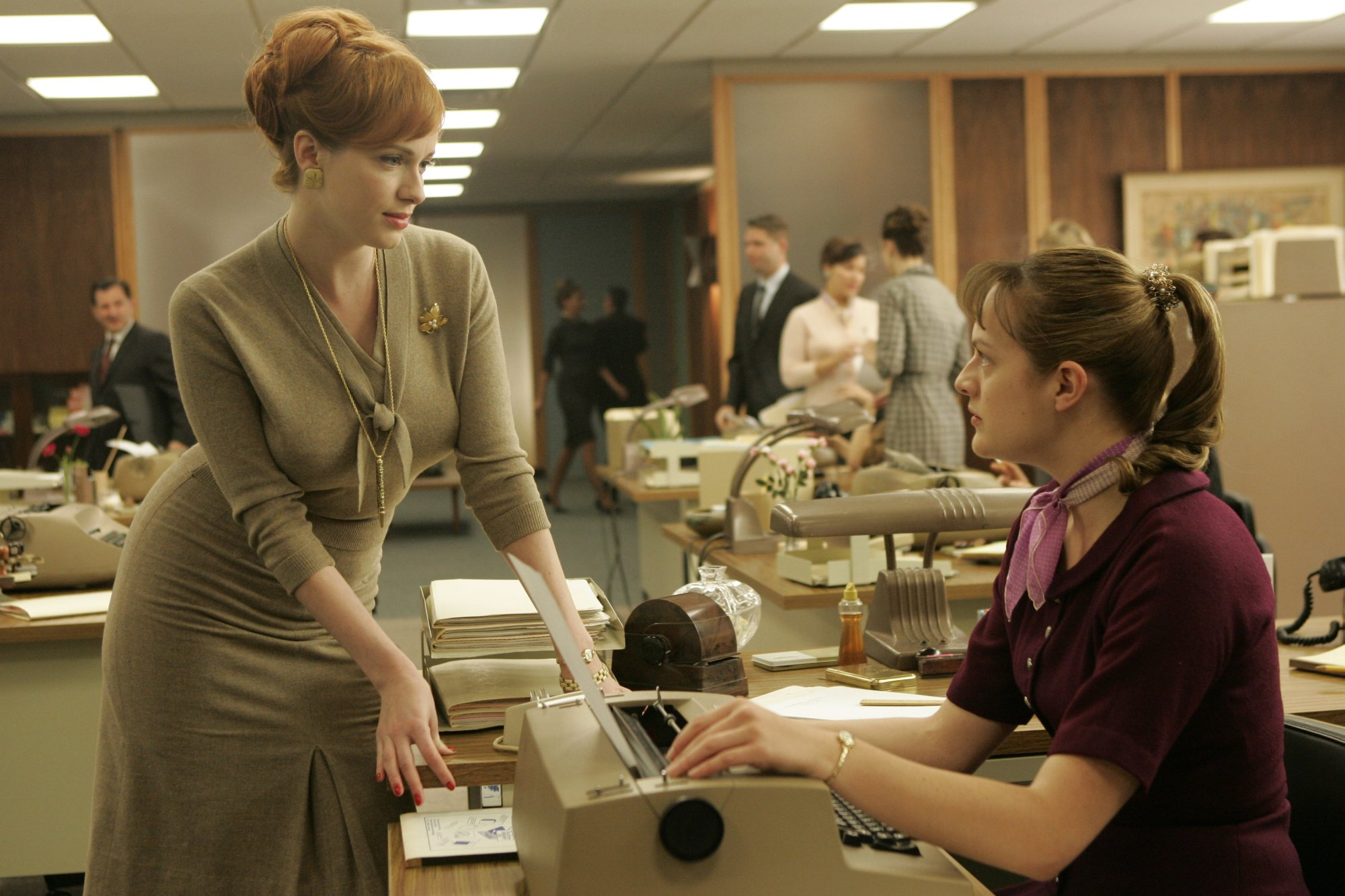 Mad Men - 01x02 - Ladies Room 02