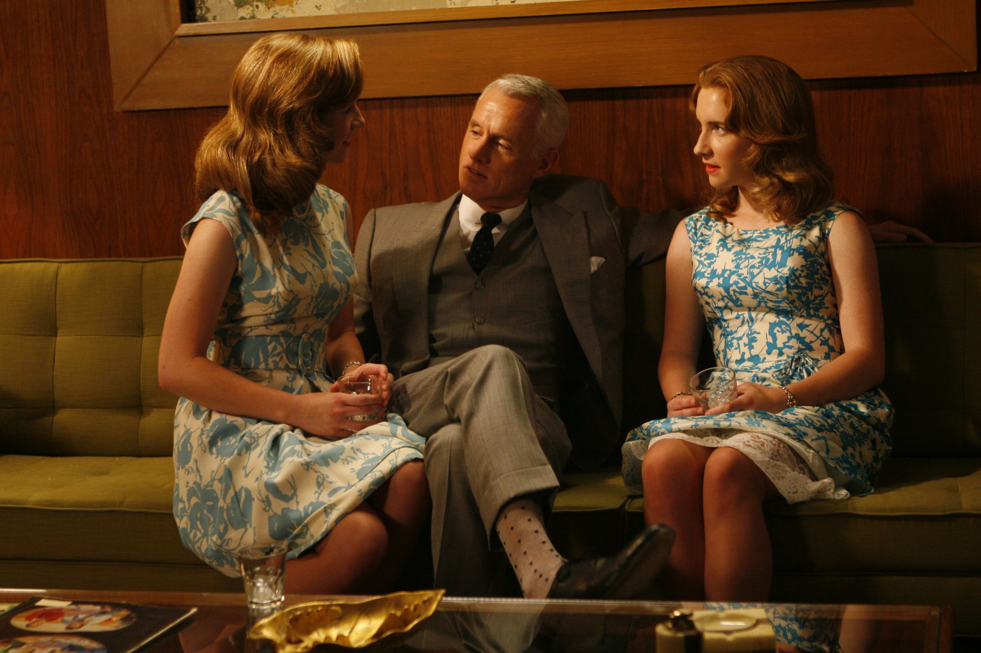 Mad Men - 01x10 - Long weekend 01