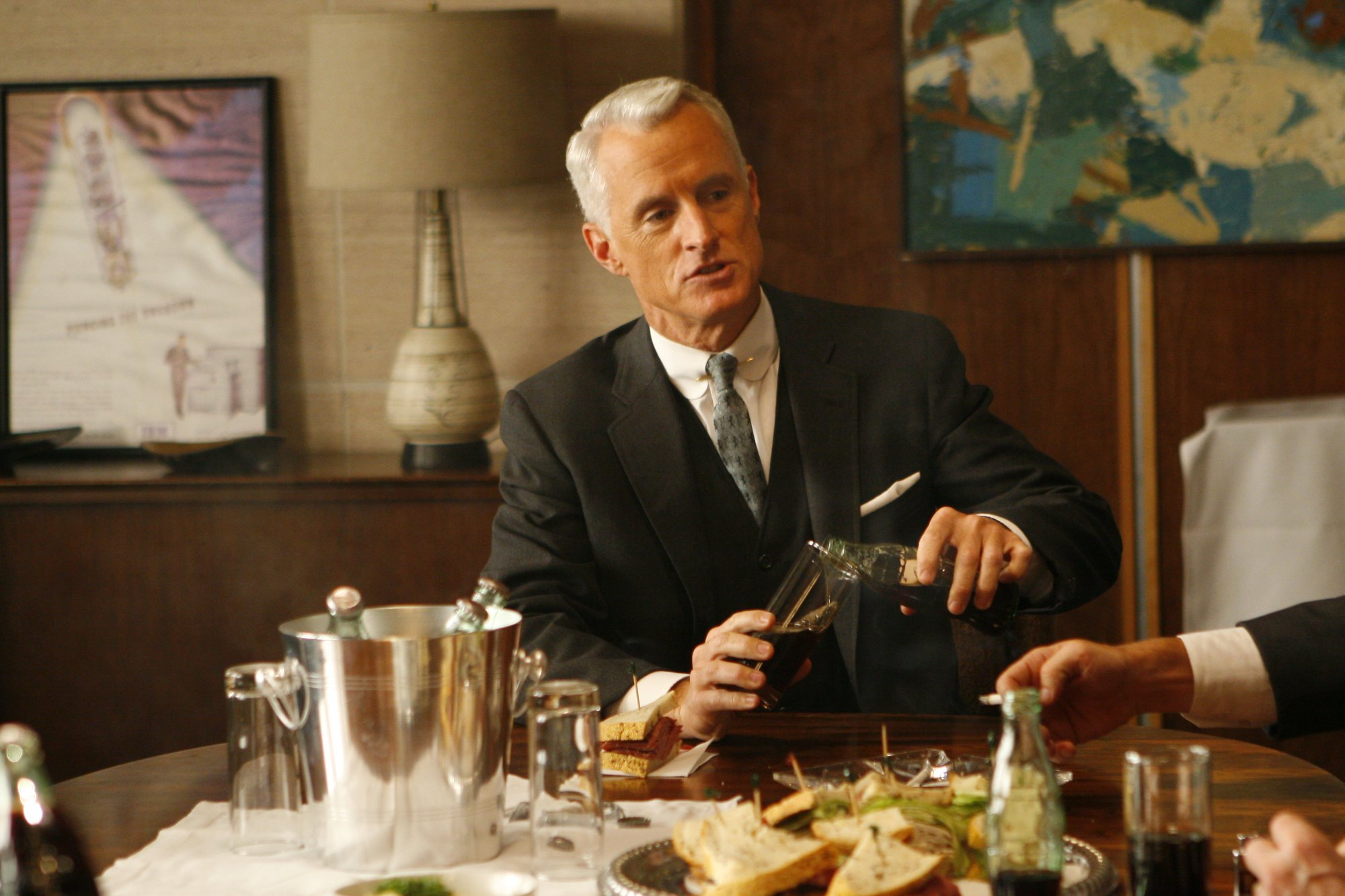 Mad Men - 01x11 - Indian summer 01