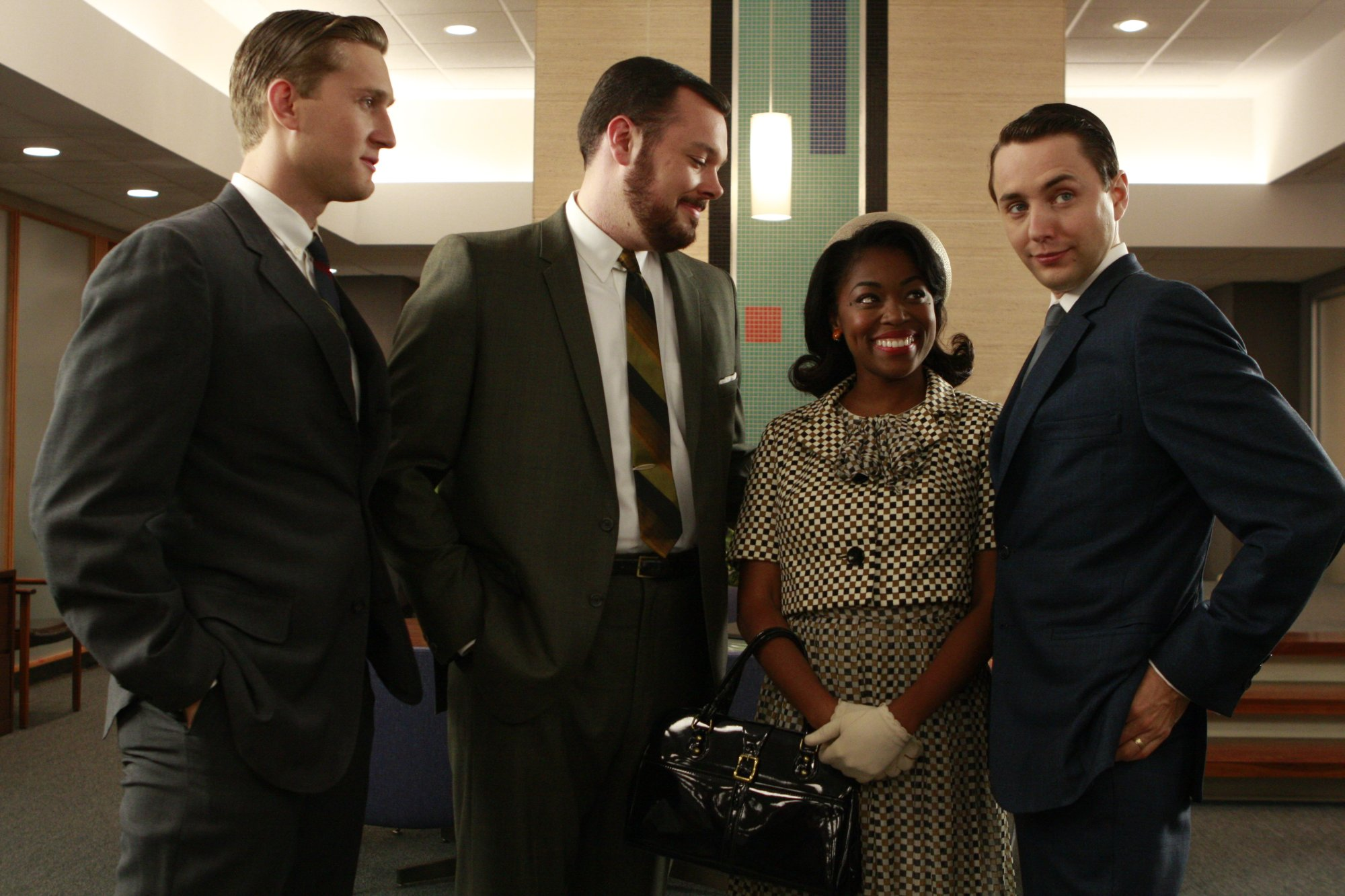 Mad Men - 02x10 - The Inheritance