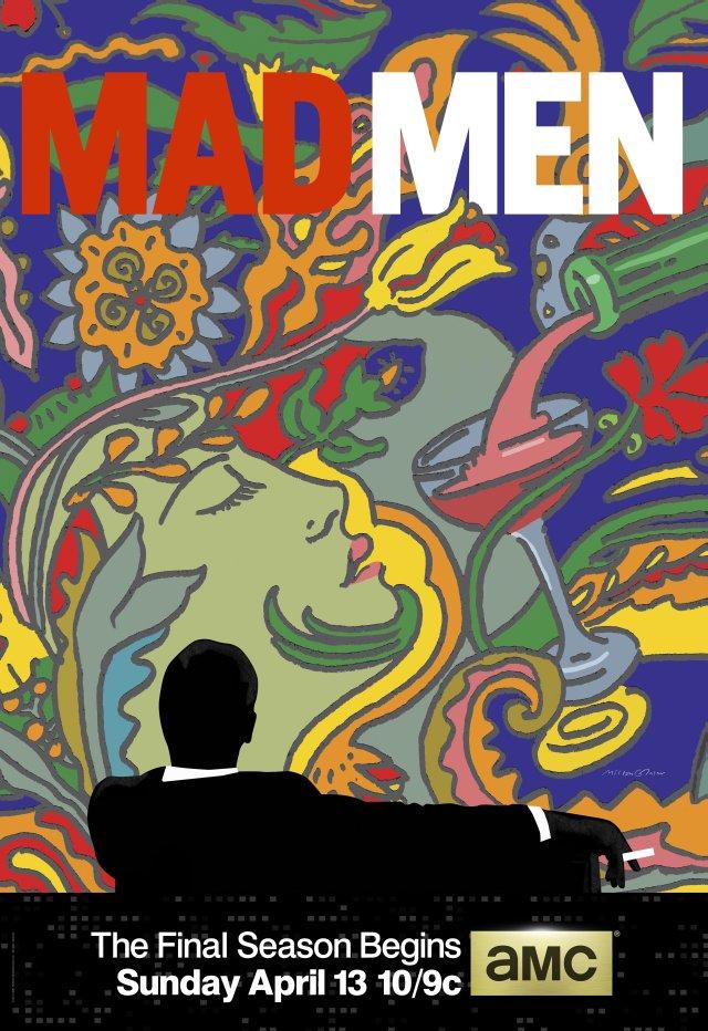 Mad Men 7 Poster s