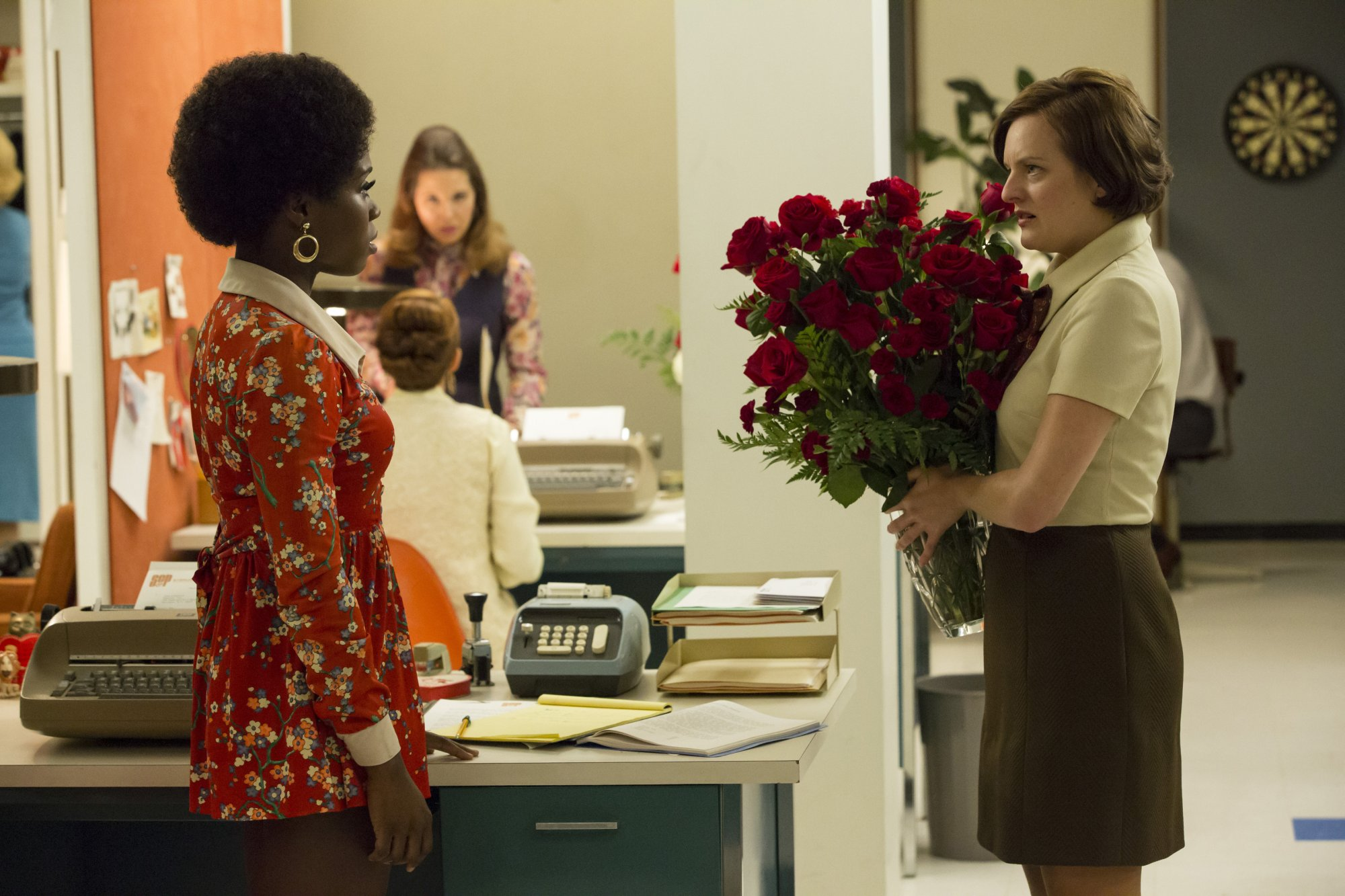 Mad Men 07x02 - A Day's Work 02