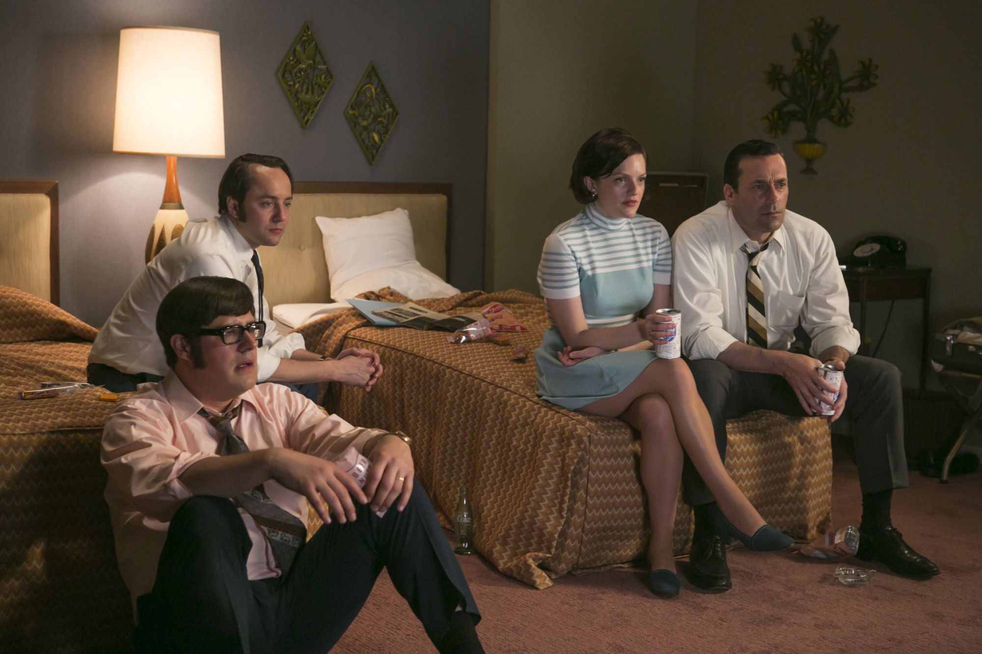 Mad Men - 07x07 - Waterloo 03