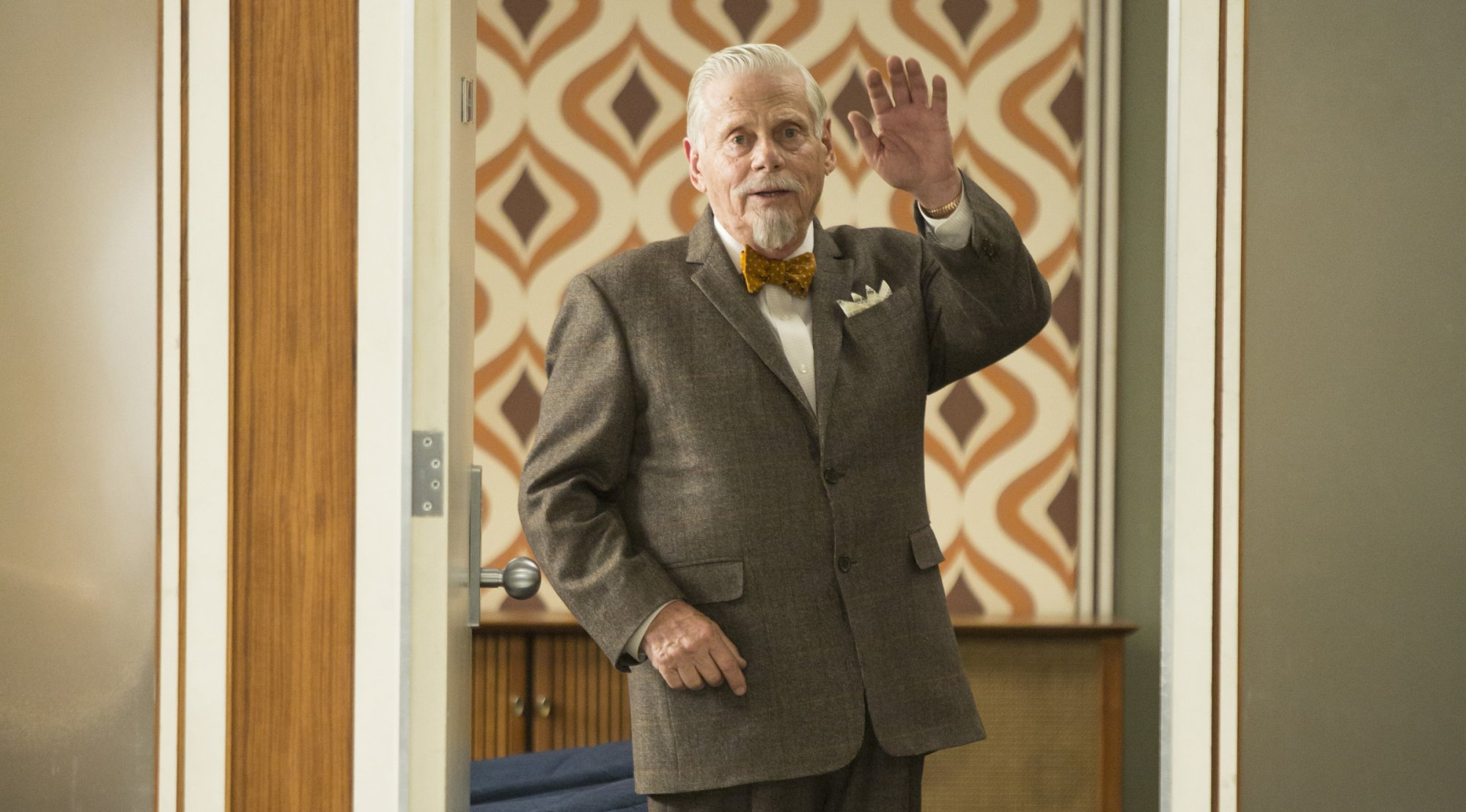 Mad Men - 07x07 - Waterloo Burt
