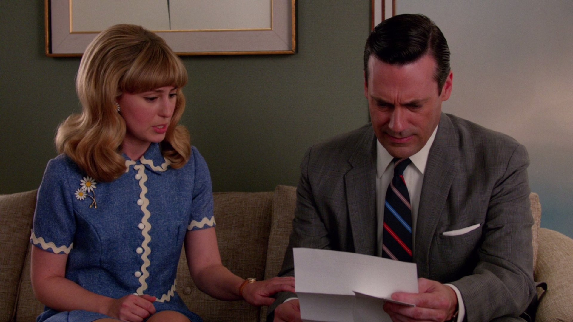 Mad Men - 07x07 - Waterloo Meredith