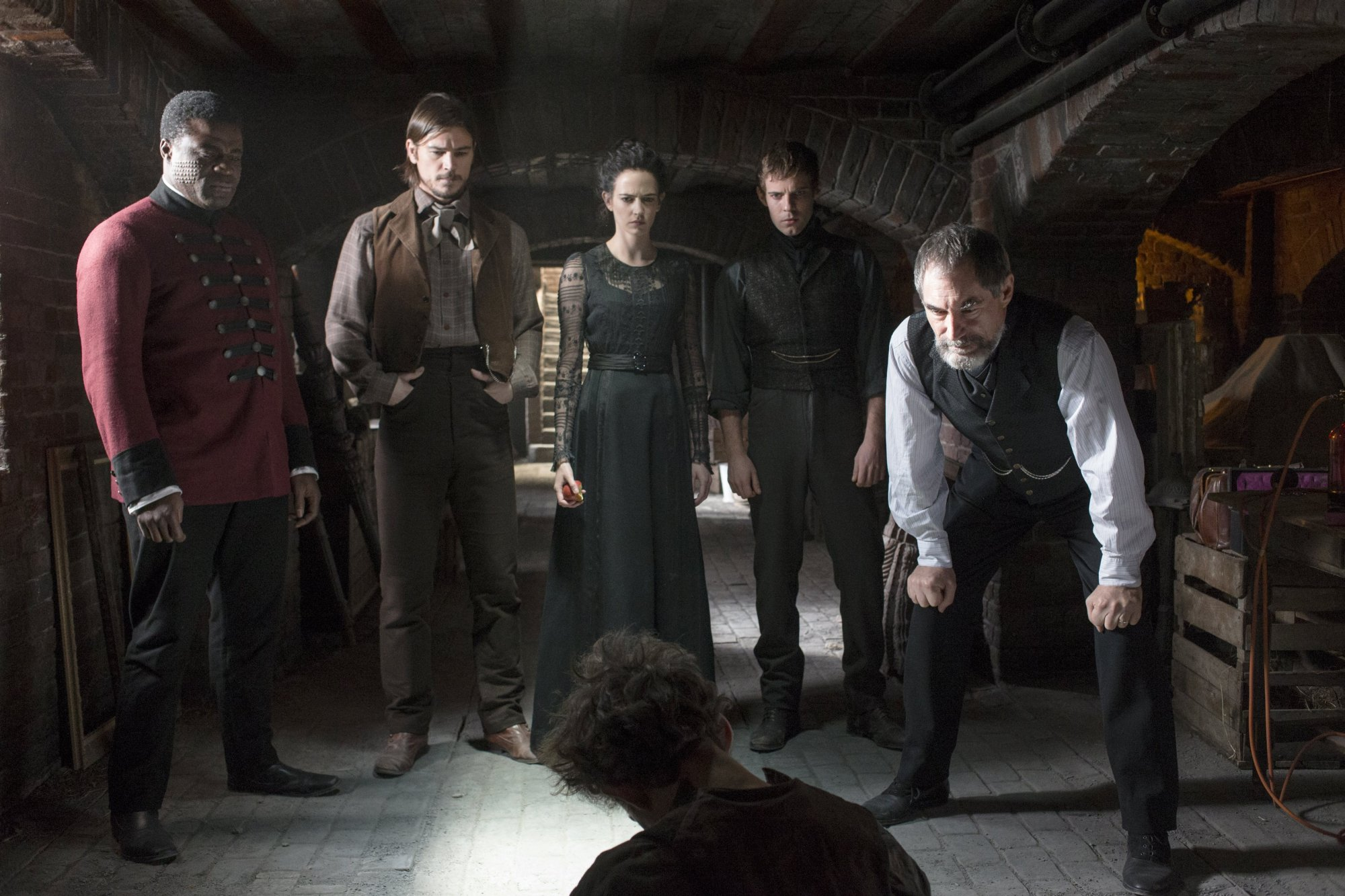 Penny Dreadful - 01x01 - Night Work