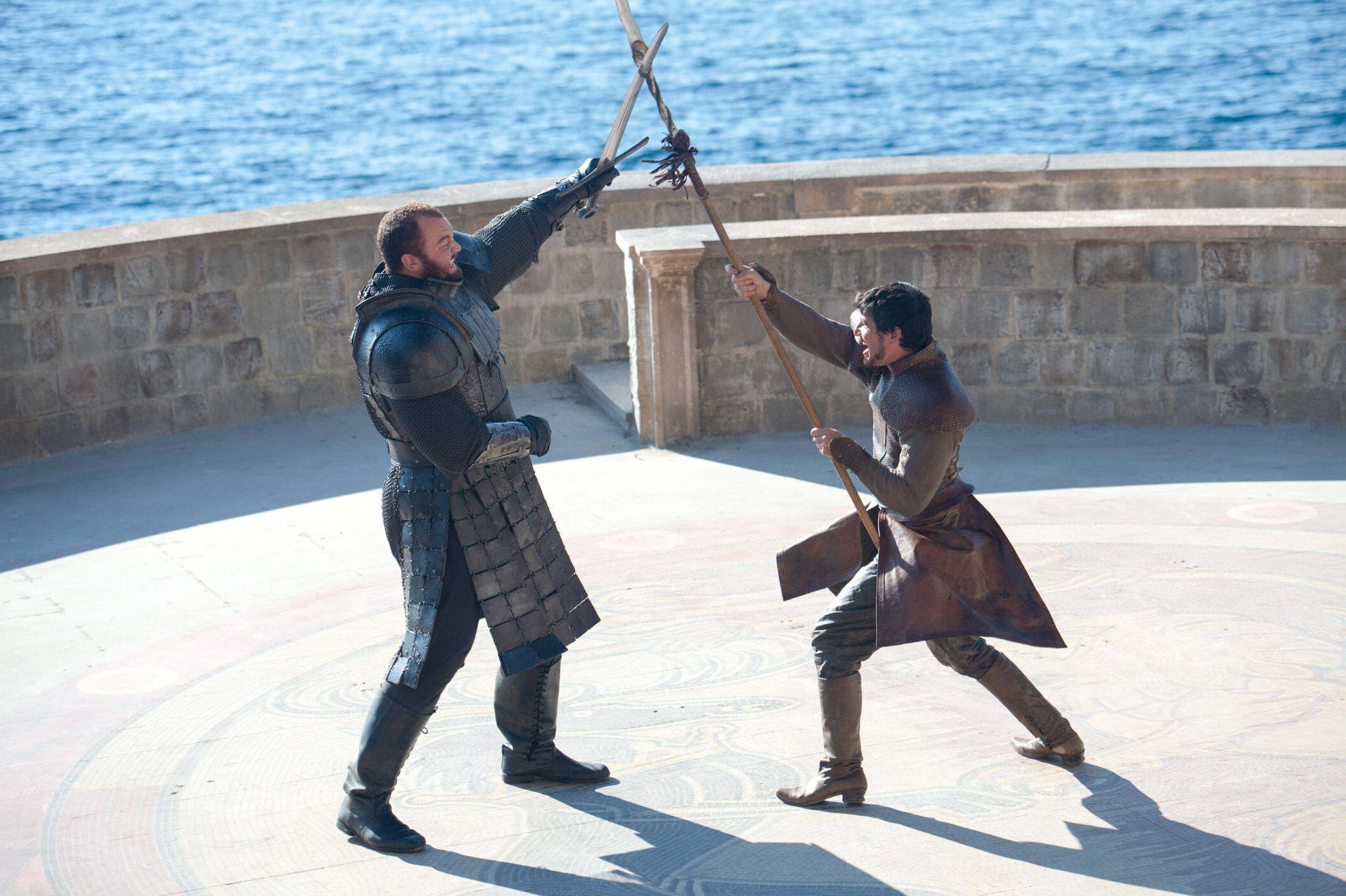 Game of Thrones - 04x08 - The Mountain and the Viper