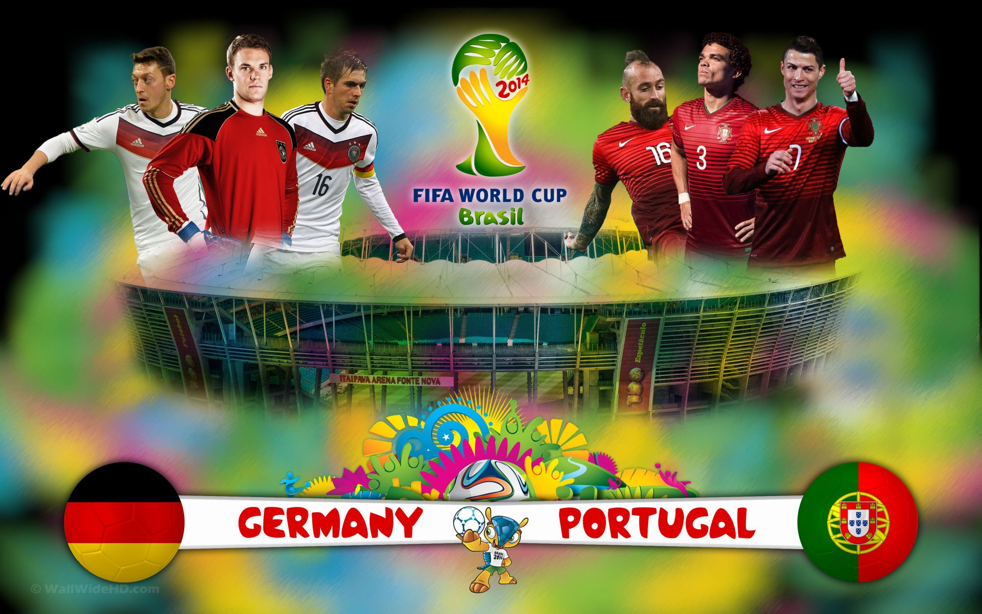 Germany-vs-Portugal-2014-World-Cup-Group-G-Match