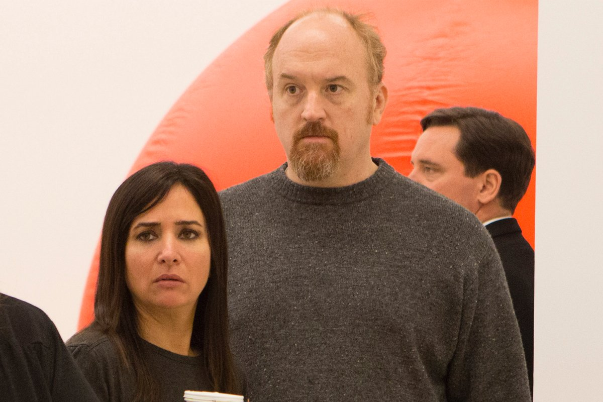 Louie - 04x11 - In The Woods