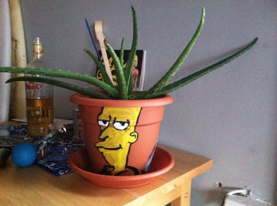 Cactus Sideshow Bob