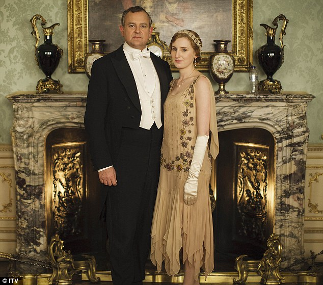 Downton Abbey 5 Oops