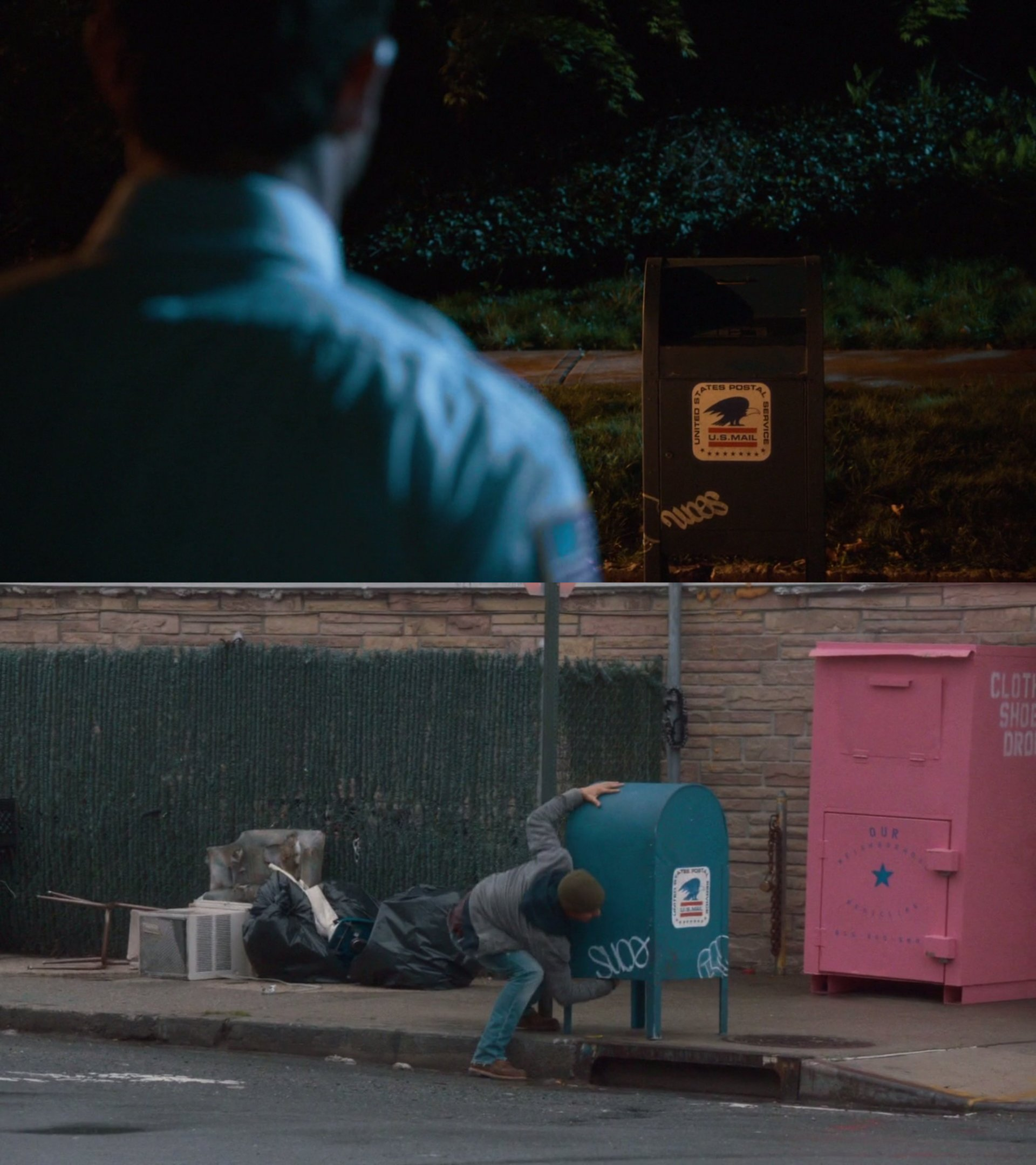 The Leftovers - 01x07 - Solace for Tired Feet Mailbox
