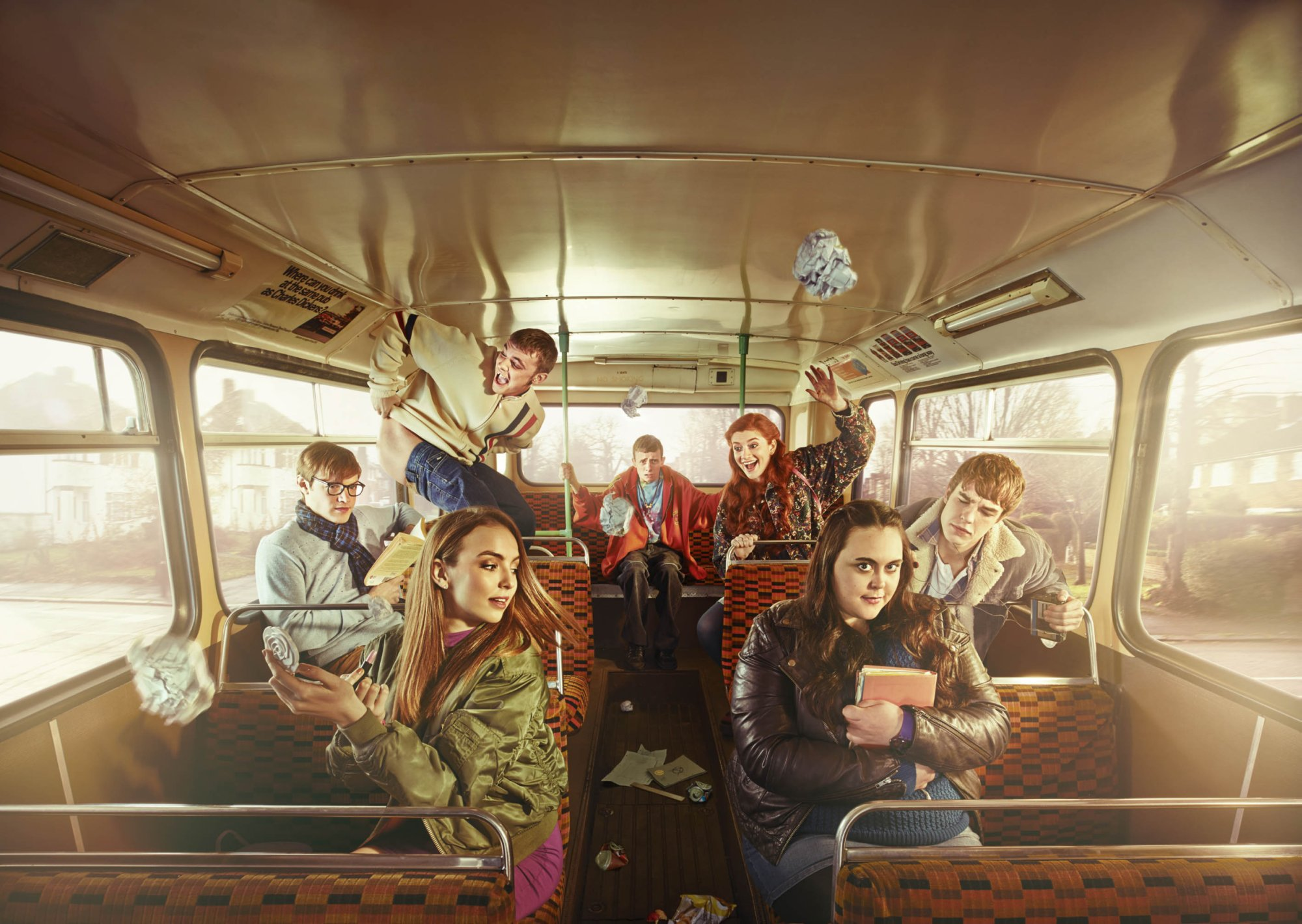My Mad Fat Diary Yr 2
