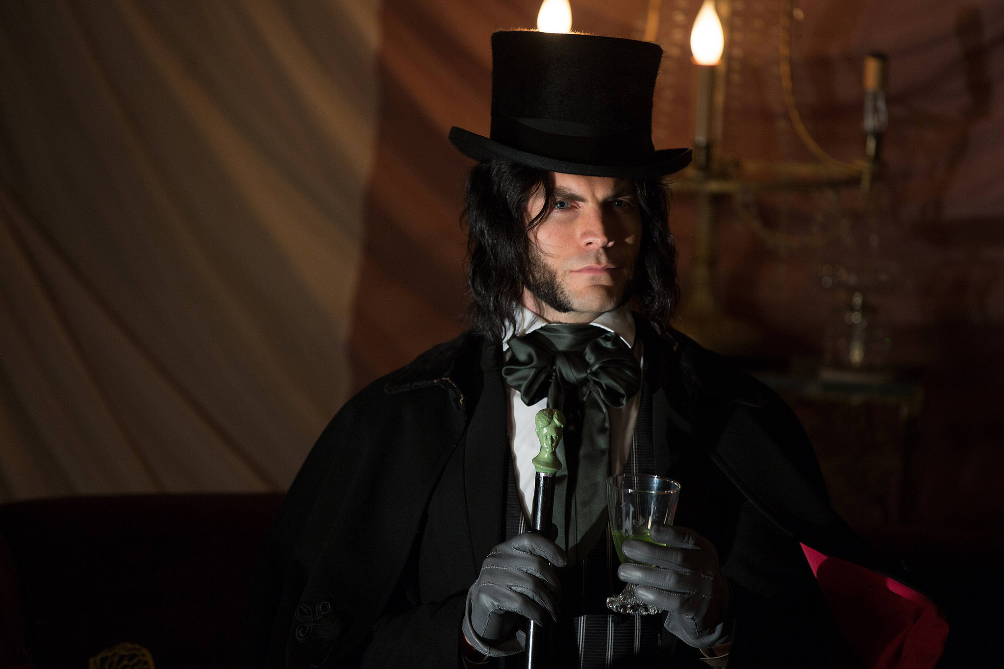 American Horror Story - 04x03 - Edward Mordrake Part 1